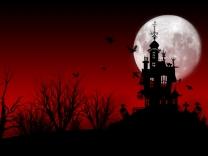 MM Halloween Scene